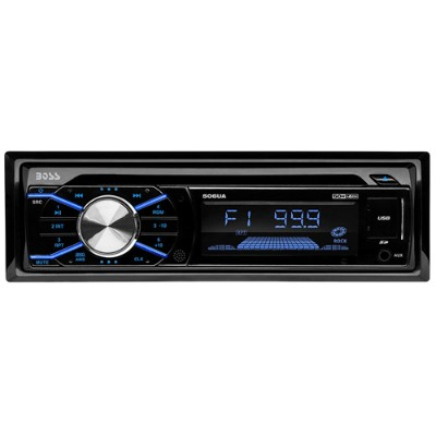 Boss Audio Systems 506UA 506UA - CD receiver - in-dash - Full-DIN - 50 Watts x 4