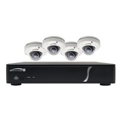ZIPKIT4D1 - DVR + camera(s)