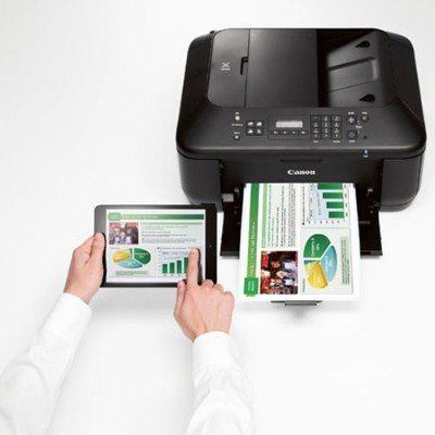 Canon 8750B002 PIXMA MX532 - Multifunction printer - color - ink-jet - Legal (8.5 in x 14 in) (original) - Legal (media) - up to 9.7 ipm (printing) - 100 sheets