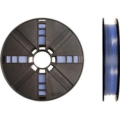 MakerBot Industries MP05758 1.75mm PLA Filament Large Spool  2 lb - Translucent Blue