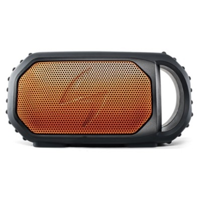 Grace Digital Audio Gdiegst700 Ecostone Bluetooth Speaker - Orange