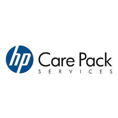 Hewlett Packard Enterprise U4C07E 3-year 4-hour 24x7 B Series 8/8 SAN Switch Proactive Care Support