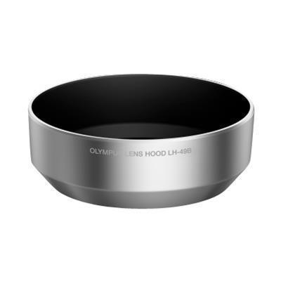 Olympus V324492SW000 LH-49B - Lens hood - for Zuiko Digital 25mm F2.8