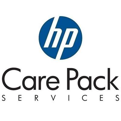 HP Inc. U8D00E 5-year Next Business Day Call-totRepair with Defective Media Rentention LaserJet M830 MFP Hardware Support