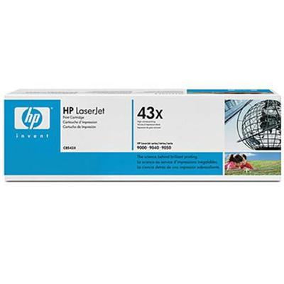 HP Inc. C8543X LaserJet C8543X Black Print Cartridge