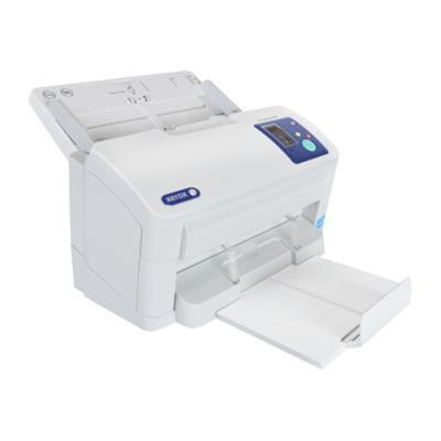 Xerox XDM5445I-A DocuMate 5445 - Document scanner - Duplex - 8.5 in x 100 in - 600 dpi - up to 45 ppm (mono) - ADF ( 75 sheets ) - up to 6000 scans per day - US