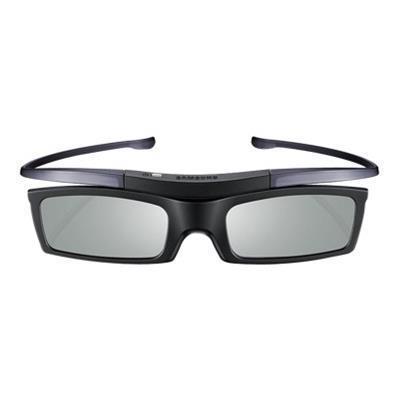 Samsung - Battery-Operated 3D Glasses - Black SSG-5150GB/ZA