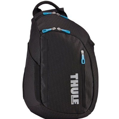 Case Logic Tcsp313black Thule Tcsp-313 Crossover Sling Pack - Black