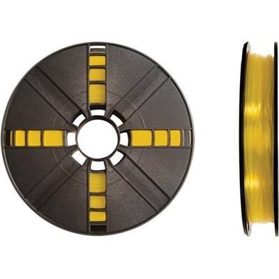 MakerBot Industries MP05767 1.75mm PLA Filament Small Spool  0.5 lb - Translucent Yellow