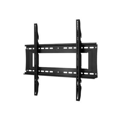 Atdec TH-40100-UF Telehook TH-40100-UF - Mounting kit ( wall plate  security bracket  2 brackets ) for LCD display - steel - black - screen size: up to 100
