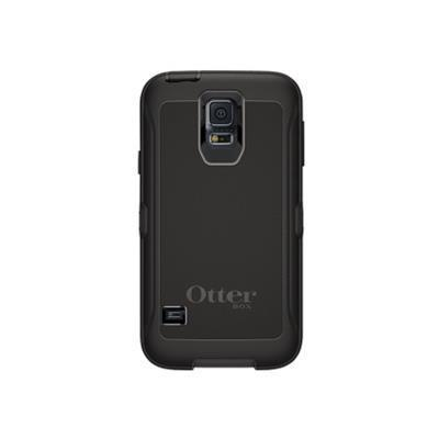 Otterbox 77-38796 Defender Samsung Galaxy S5 - Protective case for cell phone - silicone polycarbonate synthetic rubber - black\/black - for Samsung GALAXY S5
