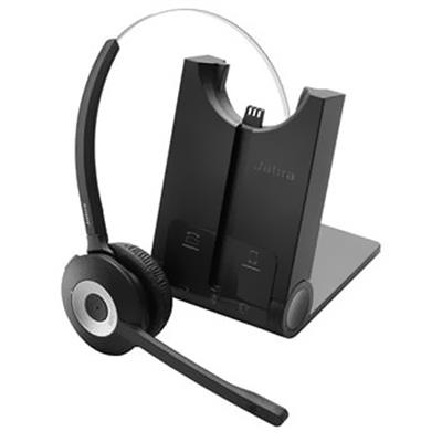 Jabra 925-15-508-205 PRO 925 Dual Connectivity - Headset - on-ear - convertible - Bluetooth - wireless - NFC