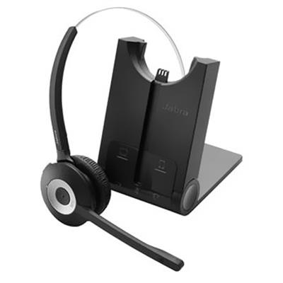 Jabra 935-15-503-205 PRO 935 Dual Connectivity for MS - Headset - on-ear - convertible - Bluetooth - wireless - NFC