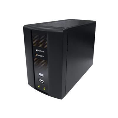 Plustek NX840P-EW2-00HD-000 NVR X840P - Standalone NVR - 4 channels - networked