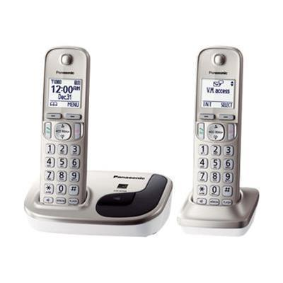 Click here for Panasonic KX-TGD212N KX-TGD212N - Cordless phone w... prices