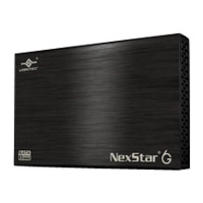 Vantec NST-266S3-BK NexStar 6G NST-266S3 - Storage enclosure - 2.5 - SATA 6Gb/s - 600 MBps - USB 3.0
