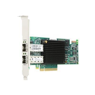 Hewlett Packard Enterprise C8R39A StoreFabric SN1100E 16Gb Dual Port Fibre Channel Host Bus Adapter