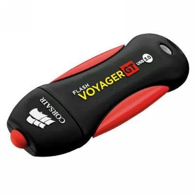 Corsair Memory CMFVYGT3B-128GB Flash Voyager GT - USB flash drive - 128 GB - USB 3.0