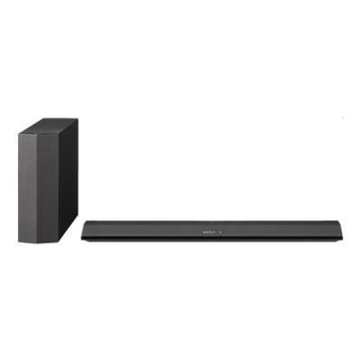 HT-CT370 - sound bar system - for home theater - wireless