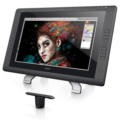 Wacom UDTH2200 Cintiq 22HD Touch - 21.5 Interactive Pen Display - Refurbished