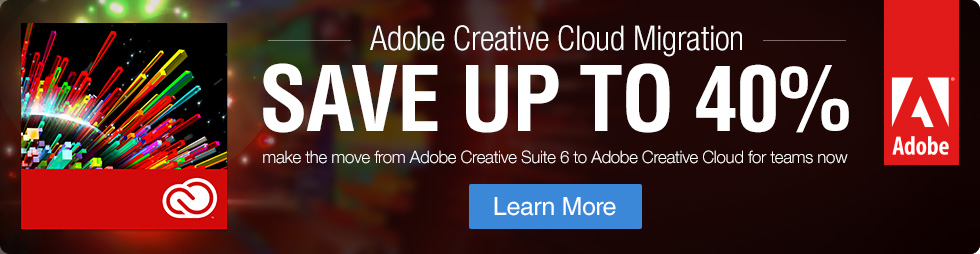 Adobe Creative Cloud Migration
