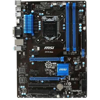 MSI Z97 PC MATE Z97 PC Mate LGA1150 ATX Motherboard