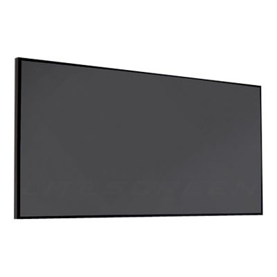 Elite Screens AR120DHD3 Aeon CineGrey 3D Series AR120DHD3 - Projection screen - wall mountable - 120 (120.1 in) - 16:9 - CineGrey 3D - black