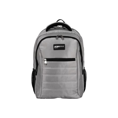 Mobile Edge MEBPSP2 SmartPack Backpack - Silver