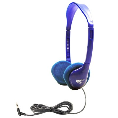 Hamilton Buhl KIDS-HA2 KIDS ON-EAR BLUE STEREO HEADPHONE