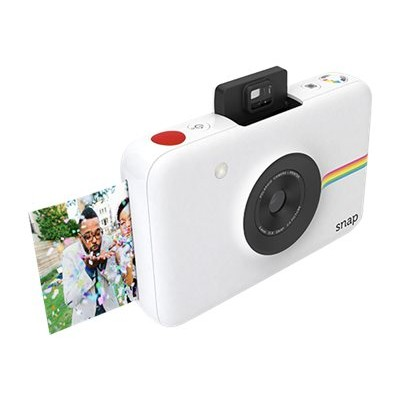 Polaroid POLSP01W Snap Instant - Digital camera - compact with photo printer - 10.0 MP - white