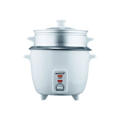 Brentwood Appliances TS-700S Brentwood TS-700S - Rice cooker/steamer - 350 W - white