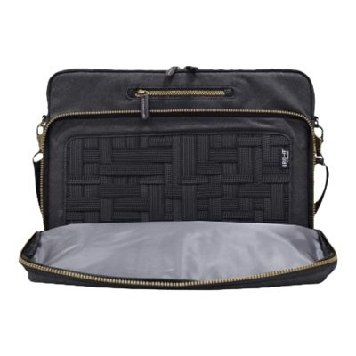 Cocoon MMS2604BK Urban Adventure - Notebook carrying shoulder bag - 16 - black