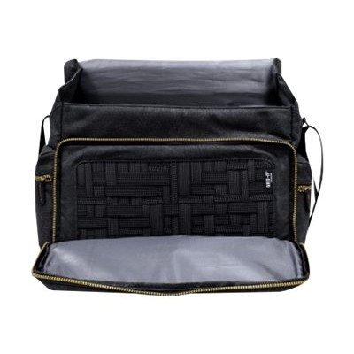 Cocoon MMB2704BK Urban Adventure - Notebook carrying shoulder bag - 16 - black