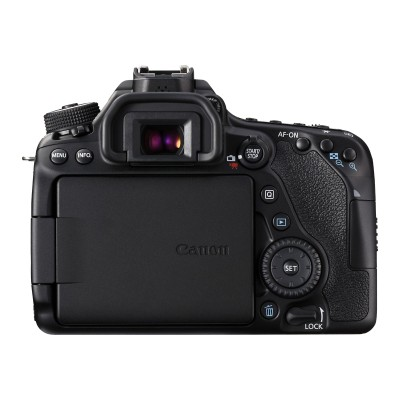 Canon 1263C005 EOS 80D - Digital camera - SLR - 24.2 MP - APS-C - 1080p / 60 fps - 3x optical zoom EF-S 18-55mm IS STM lens - Wi-Fi  NFC