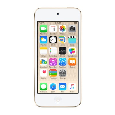 Apple MKWM2LL/A iPod touch 128GB Gold (6th Generation)