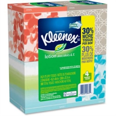 Kimberly Clark 25834CT Tissue Facial Lotion