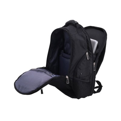 ECO Style EJSS-BP16-CF 16 Jet Set Smart Backpack Checkpoint Friendly