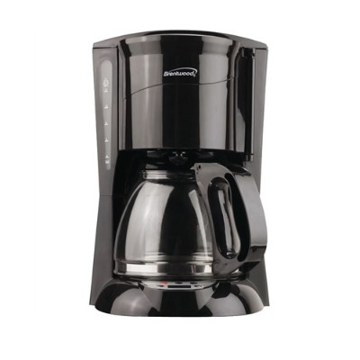 Brentwood Appliances TS-218BK 12cup Coffee Maker - Black