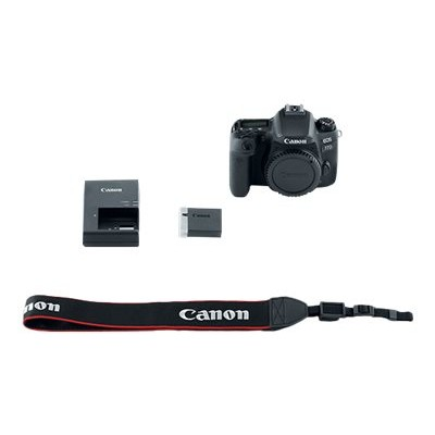Canon 1892C002 EOS 77D - Digital camera - SLR - 24.2 MP - APS-C - 1080p / 60 fps - 7.5x optical zoom EF-S 18-135mm IS USM lens - Wi-Fi  NFC  Bluetooth
