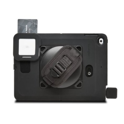 Kensington K64495WW SecureBack Rugged Case for Square Readers - 9.7-inch iPad models