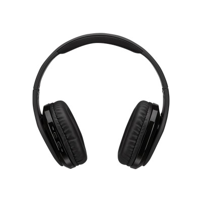 GPX IAHP87B iLive IAHP87B - Headphones with mic - full size - Bluetooth - wireless - active noise canceling - black