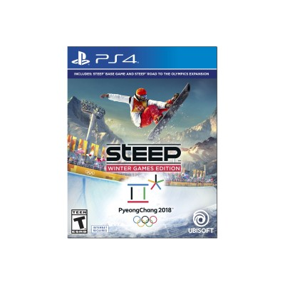 Ubisoft UBP30522133 Steep - Winter Games Edition - PlayStation 4