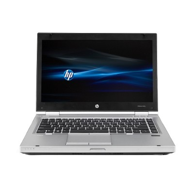 HP Inc. PC5-1092 EliteBook 8470P Intel Core i5-3320M Dual-Core 2.6GHz Notebook PC - 4GB SoDimm DDR3  320GB SATA HDD  14 HD  Integrated Graphics  10/100/1000 Eth