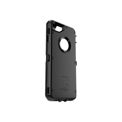 Otterbox 78-51116 Defender Series Plastic Shell iPhone 8 Plus & iPhone 7 Plus - Black
