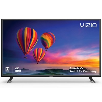 Vizio E50-F2 E-Series 50 Class (49.50 diagonal) Ultra HD (3840x2160) Full Array LED 4K HDR Smart TV