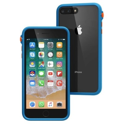 Catalyst CATDRPH8+TBFC Impact Protection Case for iPhone 8 Plus & 7 Plus - Blueridge/Sunset