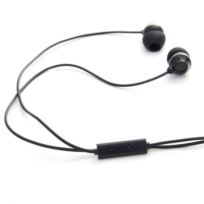Verbatim 99774 Earphones with mic - in-ear - wired - 3.5 mm jack - noise isolating