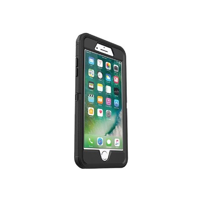 Otterbox 77-56825 Defender Series Case for iPhone 8 Plus/7 Plus - Black