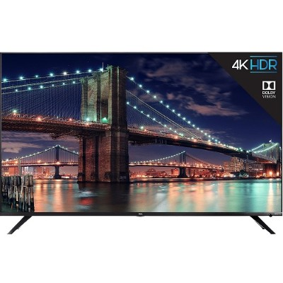 TCL Corporation 55R617 55 Class 6-Series 4K UHD Dolby Vision HDR Roku Smart TV