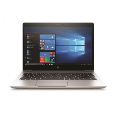 HP Inc. 4JB78UT#ABA Smart Buy EliteBook 745 G5 AMD Ryzen 5 2500U Quad-Core 2GHz UltraThin Notebook PC - 8GB RAM  256GB SSD  14 Touchscreen LED FHD UWV